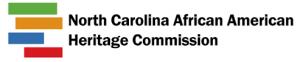 North Carolina African American Heritage Commission logo
